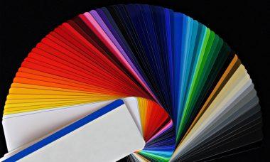 Rueda de colores para decorar.