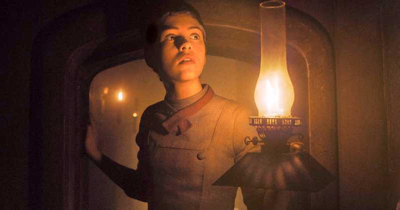 Sophia Lillis como Gretel