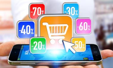descuentos variados en compras