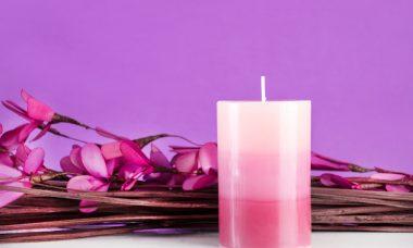 Cuida fácil tus velas aromáticas