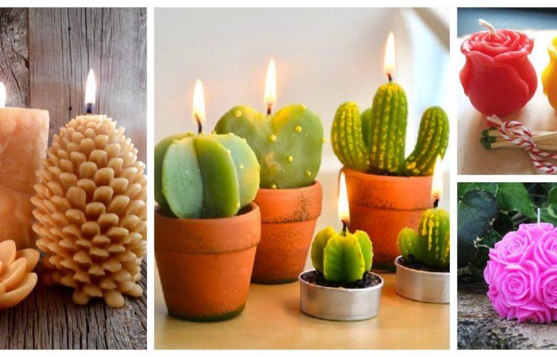 Alarga la vida de todas tus velas aromáticas