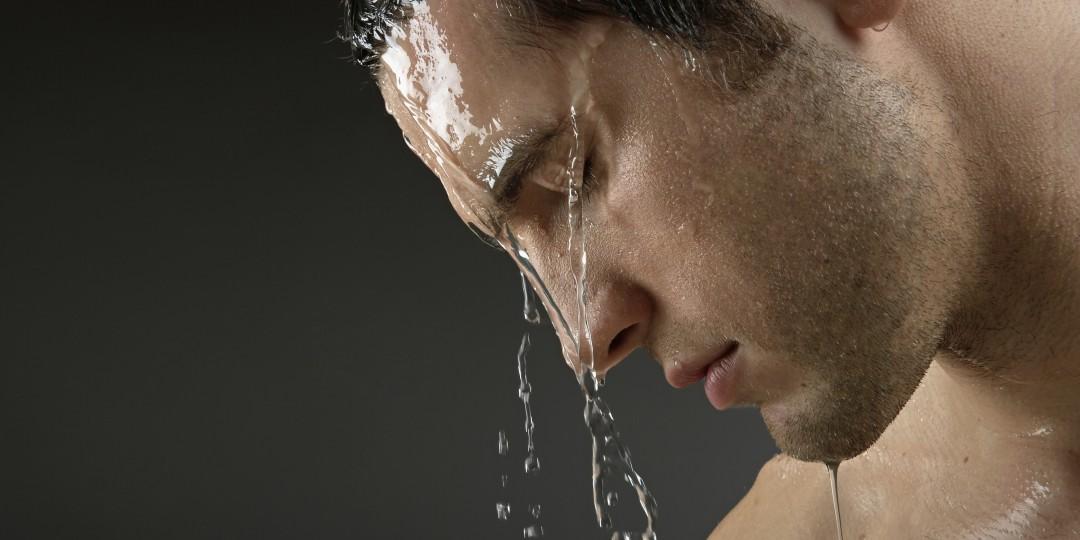 Limpieza con agua