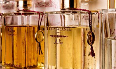 Línea de perfumes Téo Cabanel