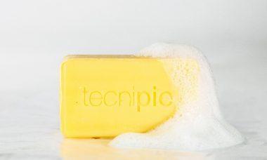 Jabón en barra limpieza