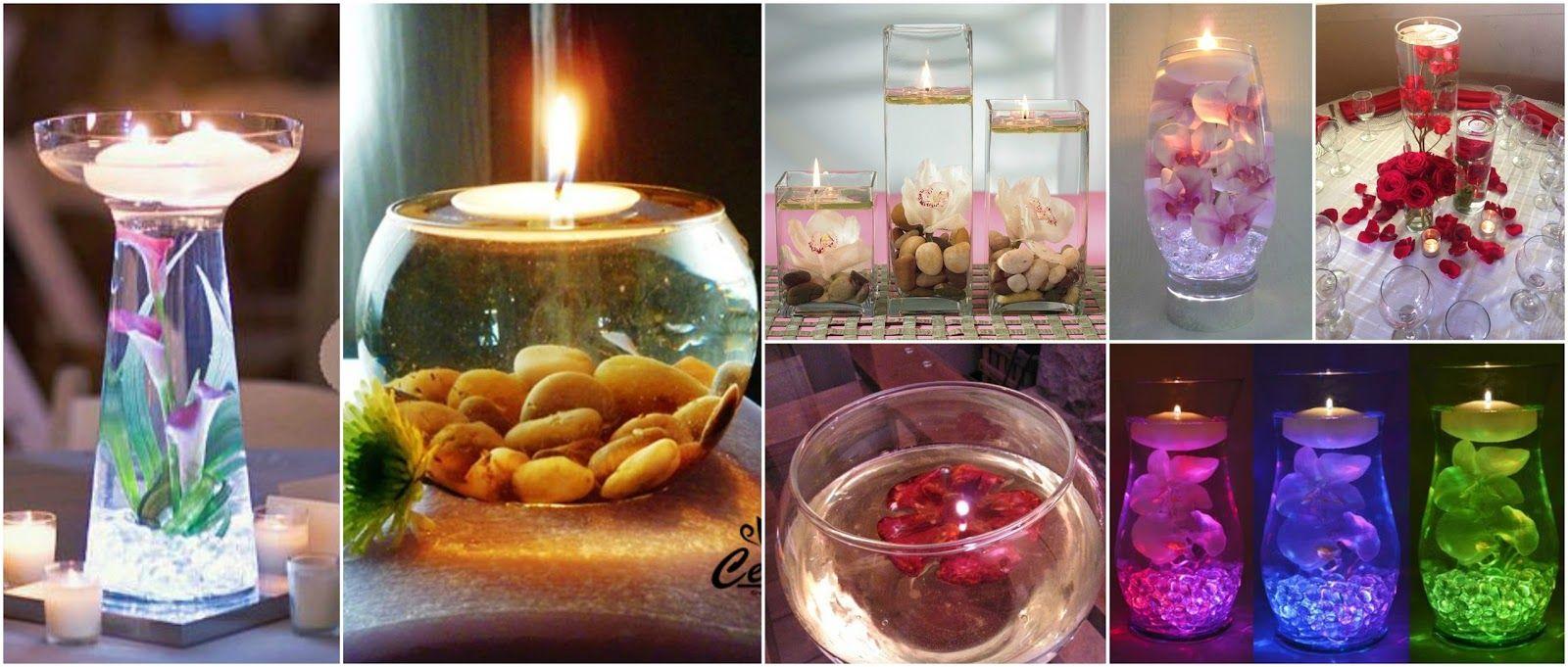 velas aromáticas