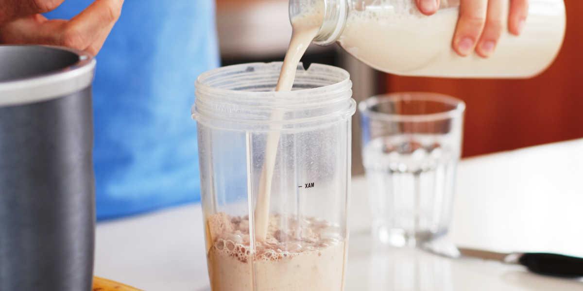 Proteína de leche