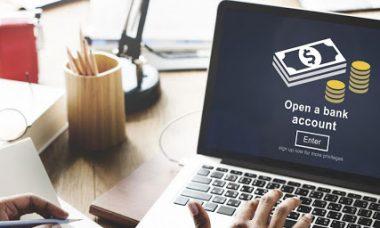Cuenta de banco en línea