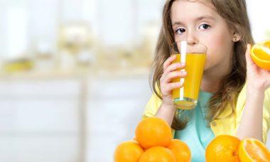 La vitamina Cpara niñoses fundamental para la buena salud y el desarrollo.